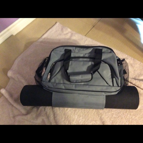 Yoga Bag Bags   Yogapilatescrossfitgym Bag Wet And Dry Section ... d99854adce